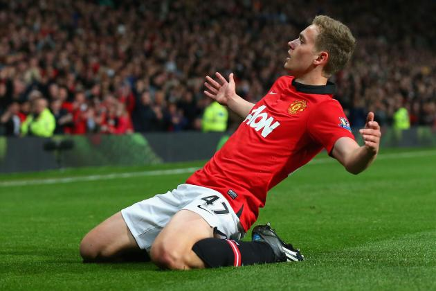 James Wilson and Adnan Januzaj Give Manchester United Fans Glimpse of the Future