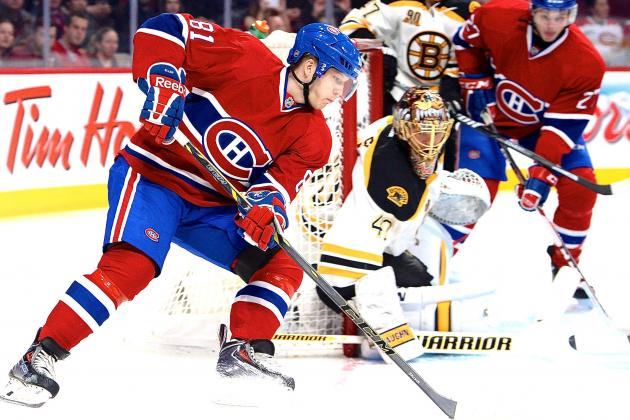 Boston Bruins vs. Montreal Canadiens Game 3: Live Score and Highlights