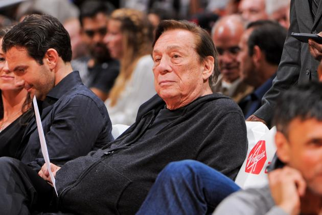Donald Sterling Reportedly Violated NBA Contracts with Racist Comments