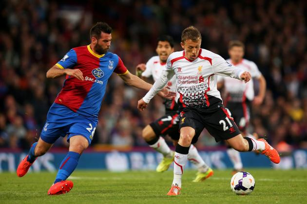 Scouting Report: Liverpool Replacing Lucas Leiva with Clement Chantome?