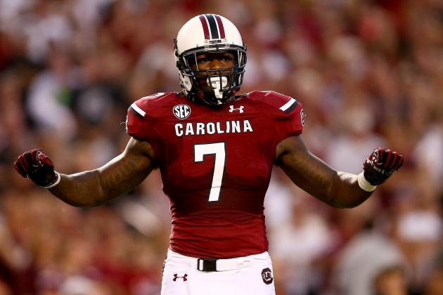 NFL Mock Draft 2014: Projecting How Thursday's First Round Will Unfold