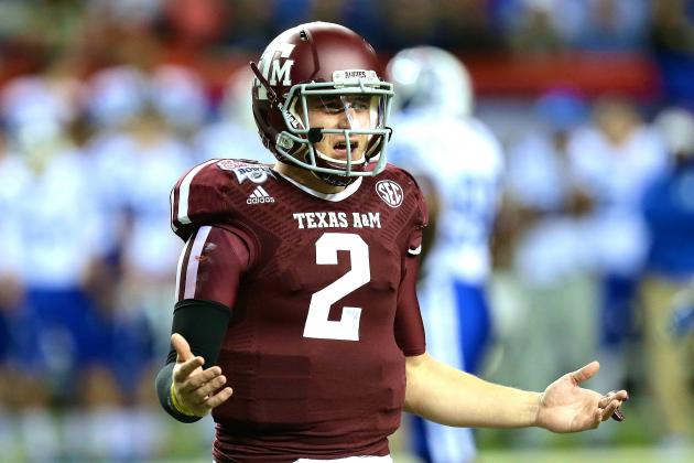 Johnny Manziel Reportedly Won't Be Selected at No. 4 by Browns in NFL Draft
