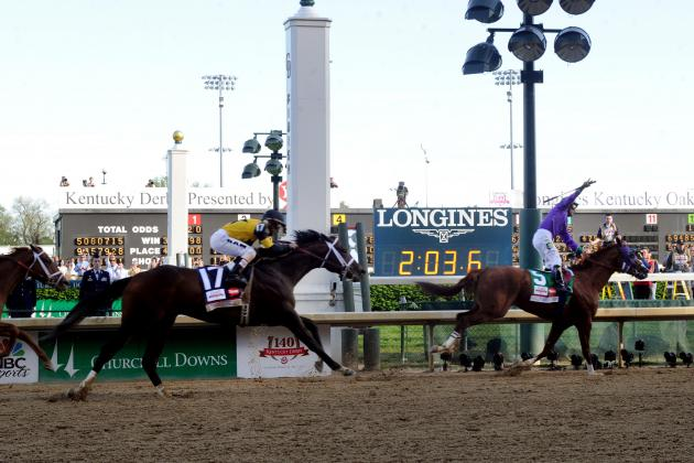 Preakness 2014: Early Triple Crown Odds and Horses to Watch