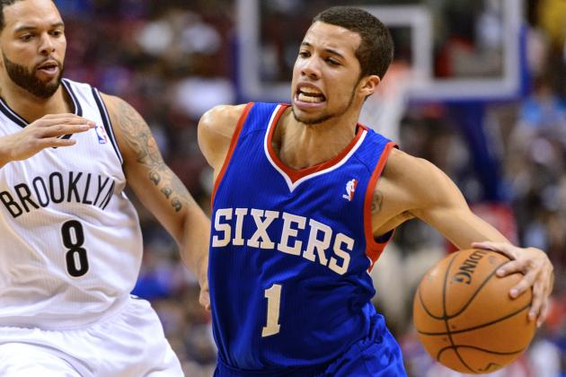 Michael Carter-Williams Injury: Updates on 76ers Star's Shoulder and Recovery