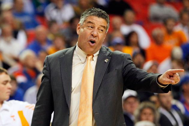 Auburn to Host Elite Camp the Day Bruce Pearl's Show-Cause Ends