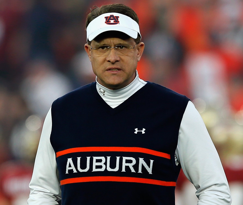Auburn Head Coach Gus Malzahn We Have To Be 13 Seconds