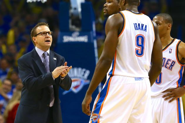 Oklahoma City Thunder Season Riding on Scott Brooks' Coaching