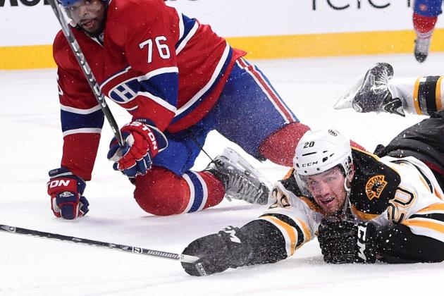 Canadiens Start Strong, Grab 2-1 Series Lead Against Bruins