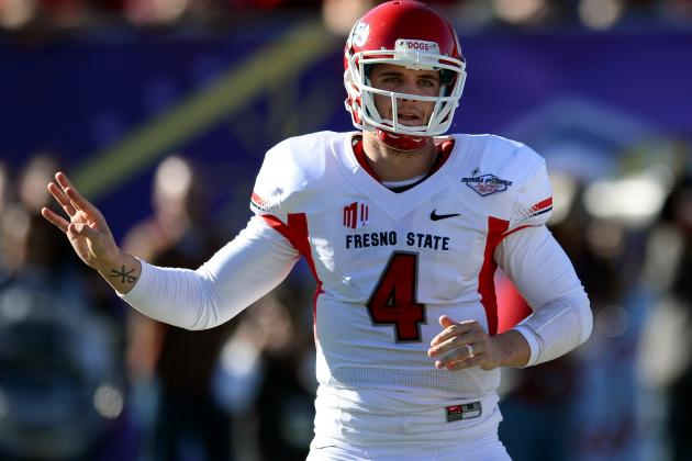 Derek Carr's Full Scouting Report and Outlook Heading into 2014 NFL Draft