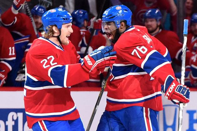 Canadiens vs. Bruins: Game 3 Score and Twitter Reaction from 2014 NHL Playoffs
