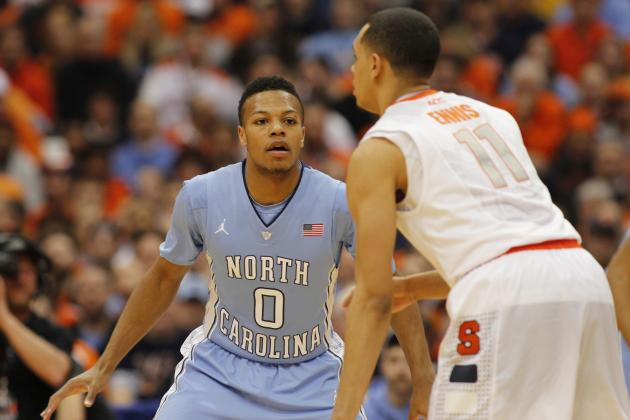 UNC Basketball: What Nate Britt Must Do to Stay in Tar Heels' Backcourt Mix