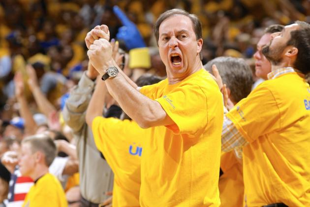 Warriors Owner Joe Lacob Says He's Not 'Tough Ogre,' Defends Firing Mark Jackson