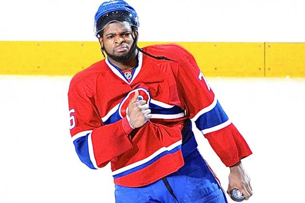P.K. Subban Rising to Another Level as Canadiens Take Game 3 vs. Bruins