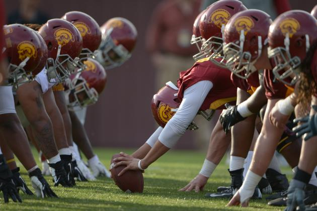 USC Football: Time to Stop Thinking About QB and Start Worrying About the O-Line
