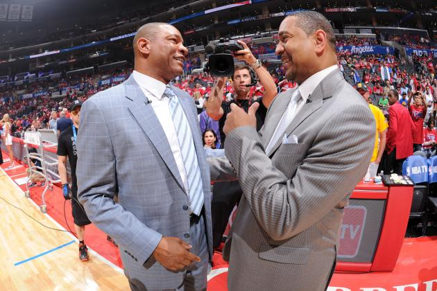 Doc Rivers Calls Firing of Mark Jackson 'Crazy' After 2 Straight Playoff Years