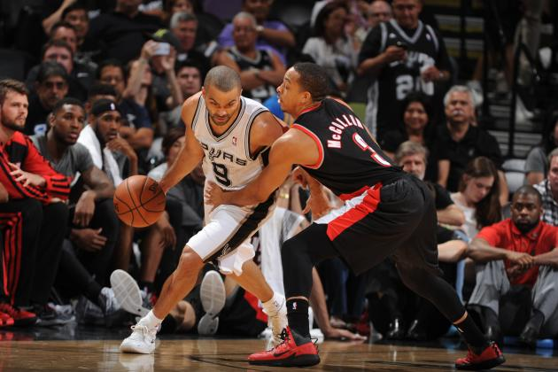 Portland Trail Blazers vs. San Antonio Spurs: Postgame Grades and Analysis