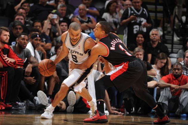 Portland Trail Blazers vs. San Antonio Spurs: Postgame Grades and Analysis