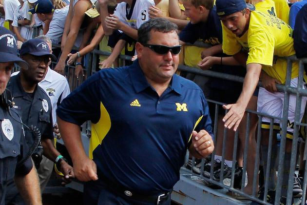 Michigan Football: Brady Hoke Keeping It in the Family with Legacy Recruiting