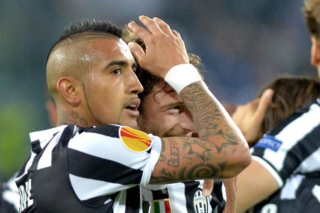 Arturo Vidal Injury: Updates on Juventus Star's Knee and Return