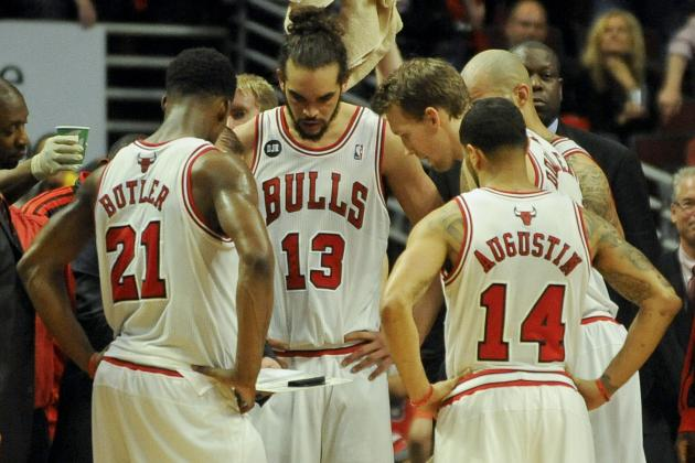 Analyzing Chicago Bulls' Biggest Draft Needs