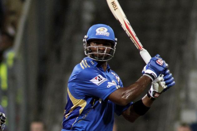 Kieron Pollard-Mitchell Starc Scuffle in IPL 2014 Should Not Be Played Down