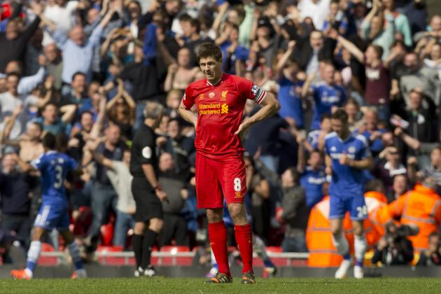 Steven Gerrard Still Has a Big Role at Liverpool Beyond This Season