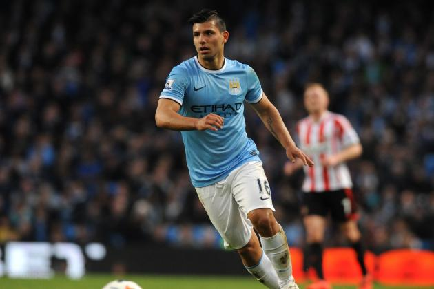 Manchester City Statistical Analysis: With and Without Sergio Aguero