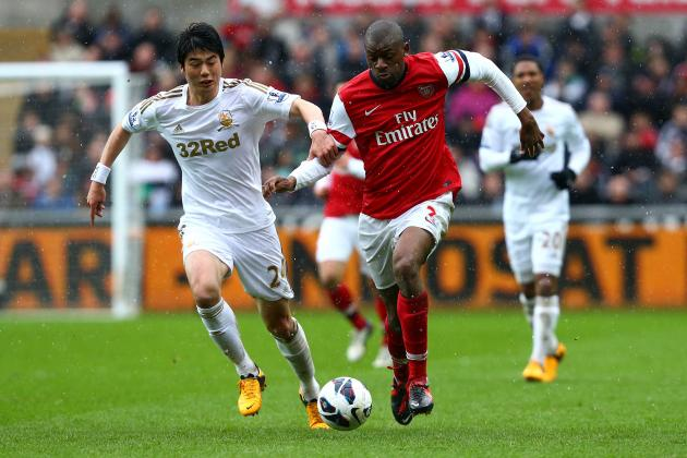 Abou Diaby: Arsenal and Arsene Wenger's Most Elusive Talent