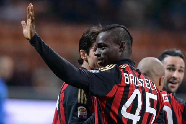 Would AC Milan Be Smart to Sell Mario Balotelli?