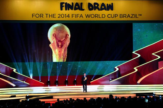 World Cup 2014 Predictions: Projecting Group Winners and Runners-up