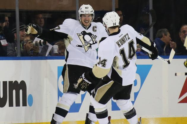 NHL Playoff Schedule 2014: Updated Stanley Cup Bracket and TV Info