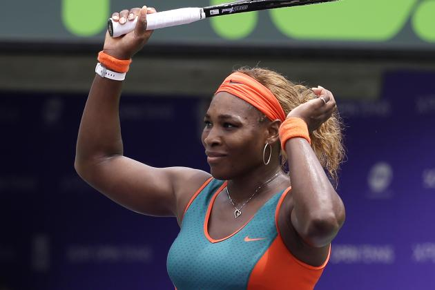 Serena Williams vs. Peng Shuai: Score and Recap from Madrid Open 2014