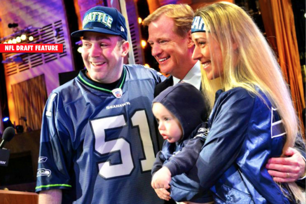 A Crazed Seattle Couple and Their Addiction to the NFL Draft