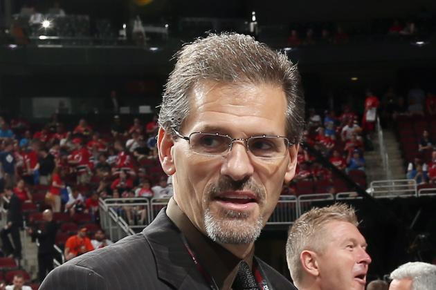 Report: Flyers Name Hextall GM, Holmgren as Team Pres.