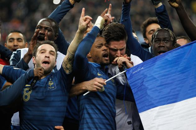 Why Mathieu Valbuena Will Be France's Surprise Weapon at the World Cup