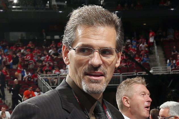Report: Flyers Promote Hextall to GM, Holmgren to President