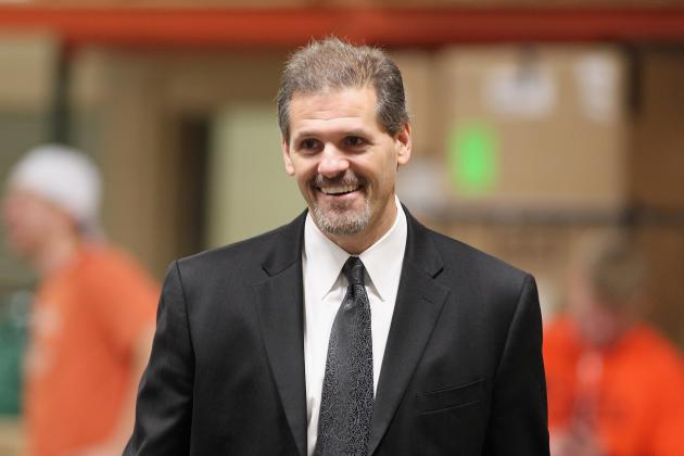 Ron Hextall Named Philadelphia Flyers General Manager