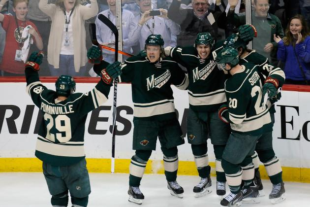 Wild's Mental Toughness Carried Them Past Chicago Blackhawks in Game 3
