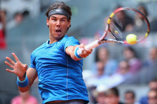 Rafael Nadal vs. Juan Monaco: Score and Recap from Madrid Open 2014