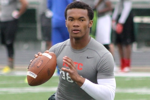 5-Star QB Kyler Murray Reportedly Sets Decision Date