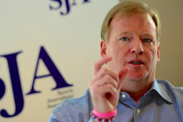 Dear Roger Goodell, We Love the NFL Draft, but Make It Shorter, Not Longer