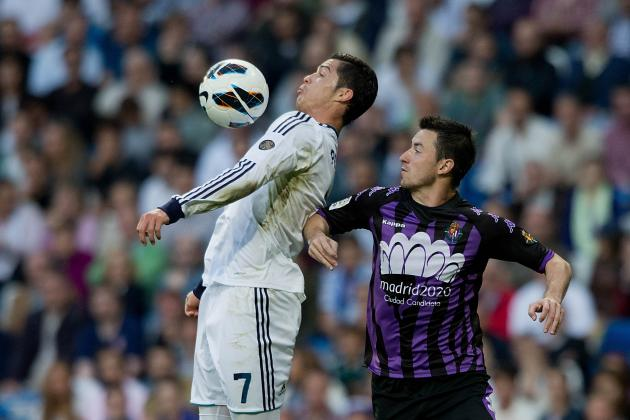 Real Valladolid vs. Real Madrid: La Liga Live Score, Highlights, Report