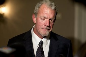 Jim Irsay to Make Super Bowl Pitch to NFL Owners