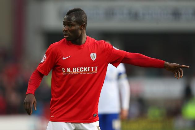 Former Arsenal Midfielder Emmanuel Frimpong Released by Barnsley