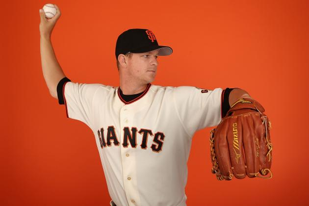 Matt Cain's DL Stint Caused by Need to Cut Sandwich into 'Fancy Triangles'