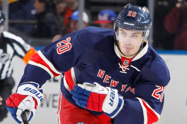 Kreider Medically Cleared, Could Return Tonight