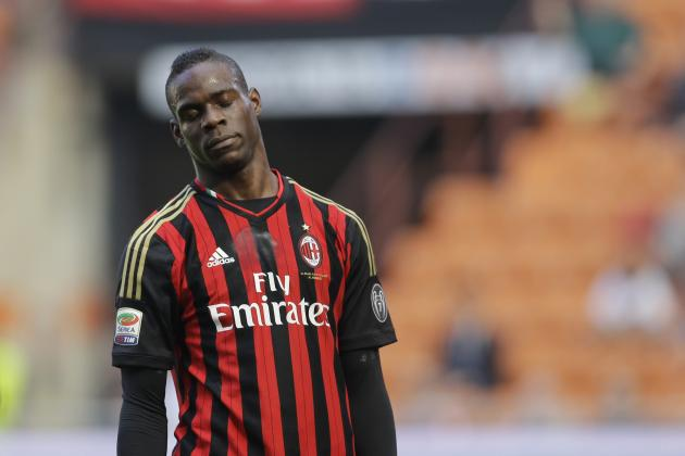 Inter Milan Fined for Racist Chants at Mario Balotelli