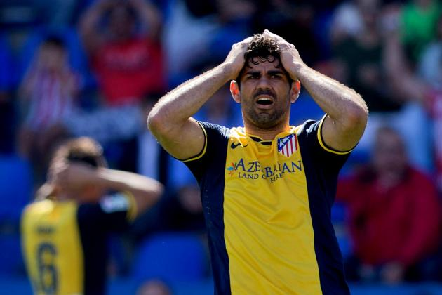 Chelsea Transfer News: Diego Costa Obstacle Emerges, John Obi Mikel Nears Exit