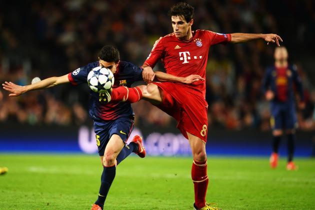 Arsenal Transfer News: Gunners Wise to Wait for Javi Martinez