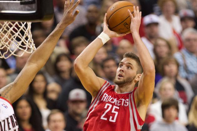 Houston Rockets: Chandler Parsons Not Thinking About New Contract